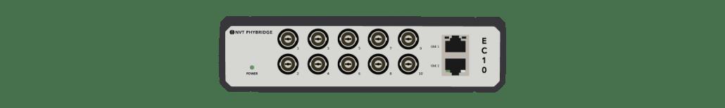 EC10 PoE Switch